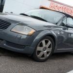 Brugt Audi TT