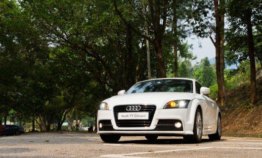 Økonomisk overkommeligt med brugt Audi TT