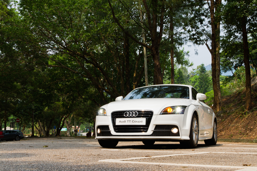 Brugt Audi TT er økonomisk overskuelig - Automag.dk